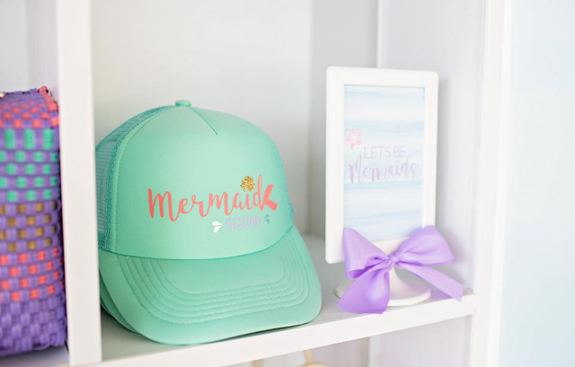 Mermaid Hats