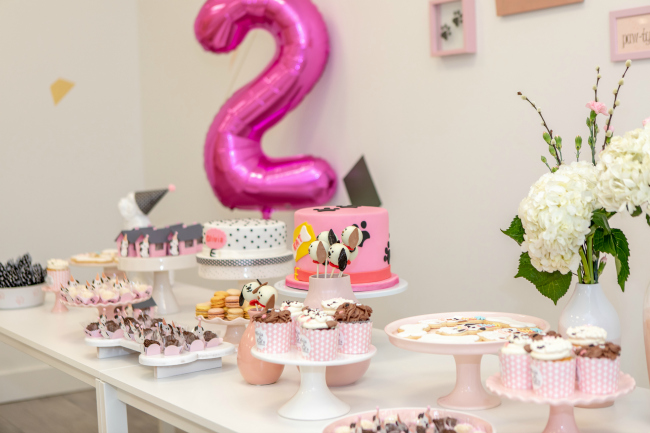 Pink Puppy Party Ideas