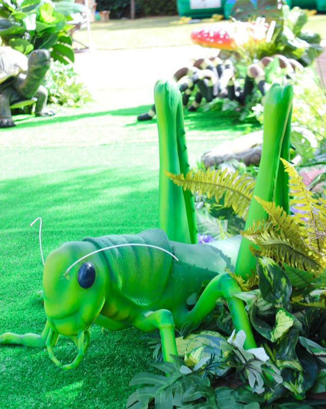 Bug and Reptile Party Ideas
