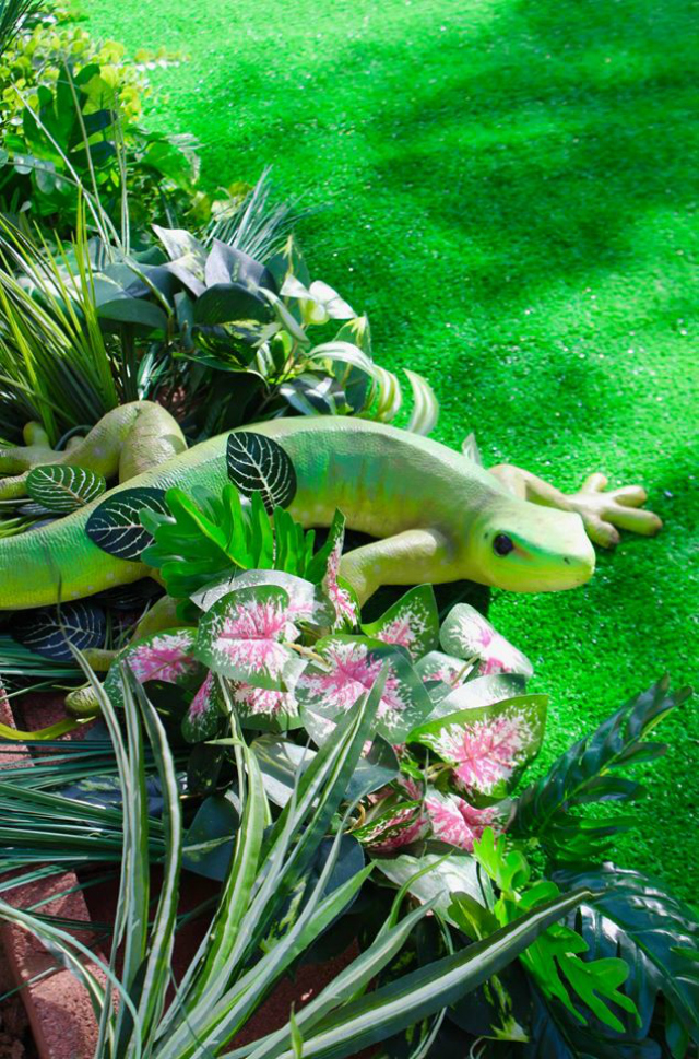Bug and Reptile Birthday Party Ideas