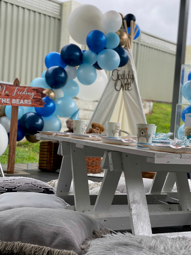 Teddy Bear Picnic Party Decorations