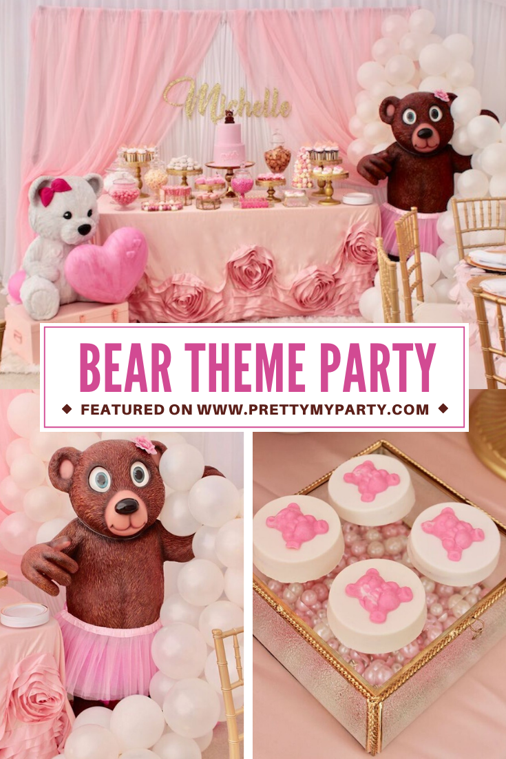 Beary Special 13th Birthday Party on Pretty My Party