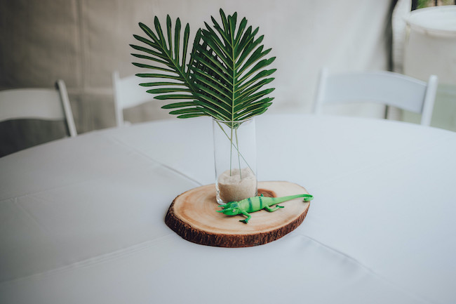 Wild One Party Centerpiece