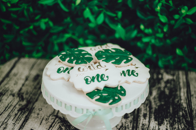 Wild One Sugar Cookies