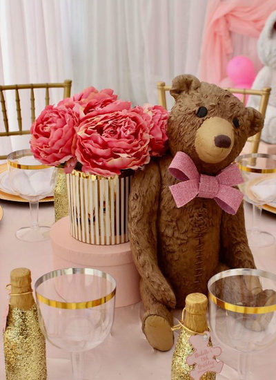 Teddy Bear Themed Party