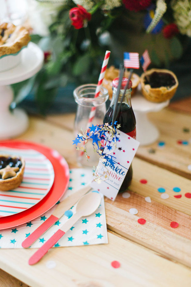 Chic Fourth of July Party Supplies