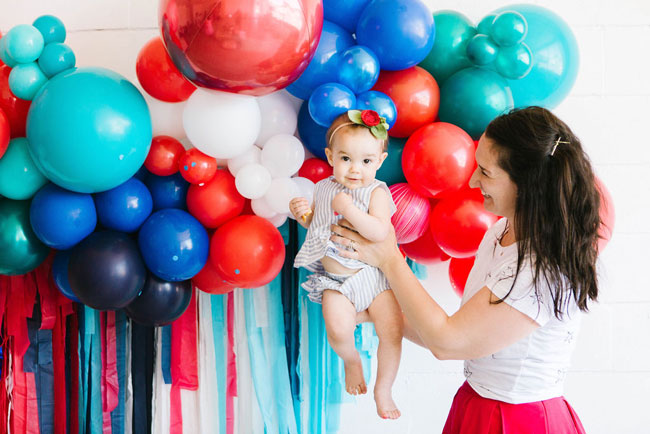 Chic Fourth of July Party
