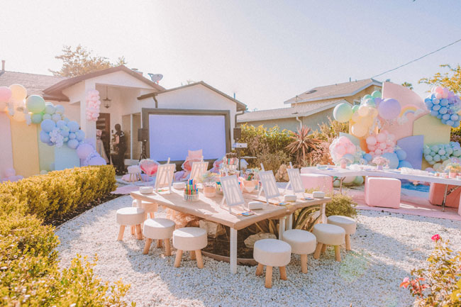 Katy Perry Inspired Threenage Dream Party