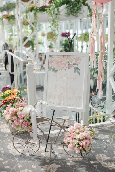 Blush Pink Bridal Shower