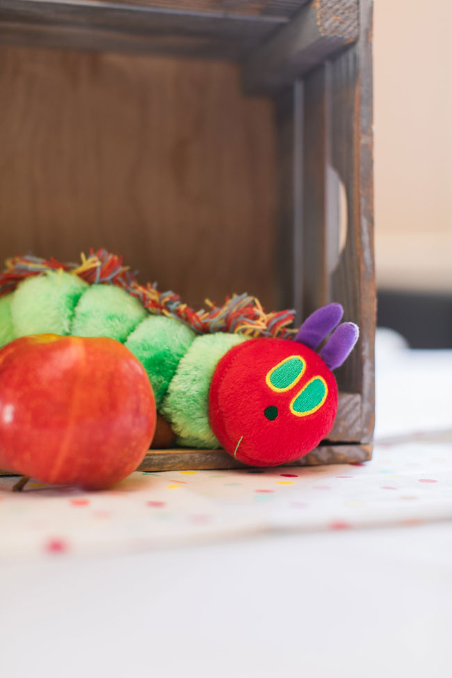 Very Hungry Caterpillar Theme Party