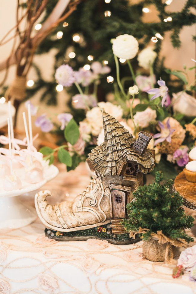Fairy Garden Party Decor