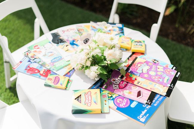 Beautiful Garden Party Baby Shower