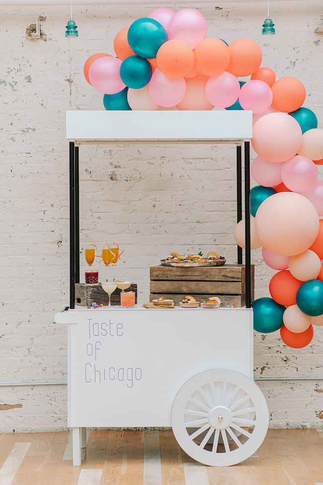 Chicago Summer Styled Shoot
