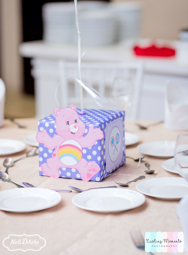 Care Bear Centerpiece