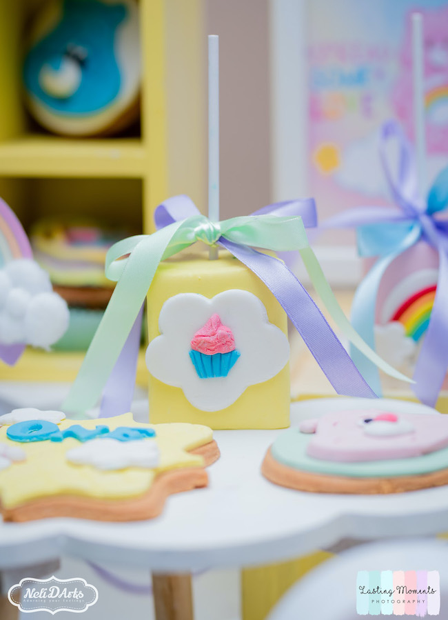 Care Bear Party Desserts