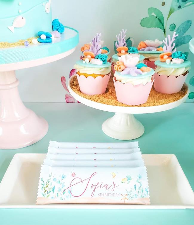 Under the Sea Themed Party Ideas