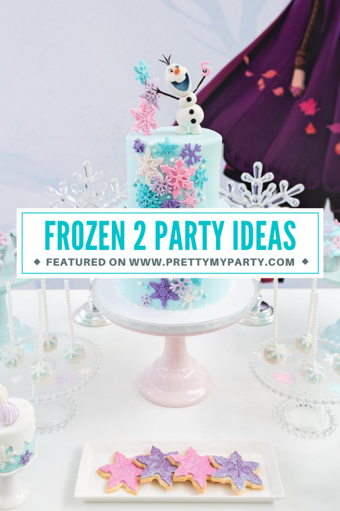 Frozen 2 Birthday Party on Pretty My Party