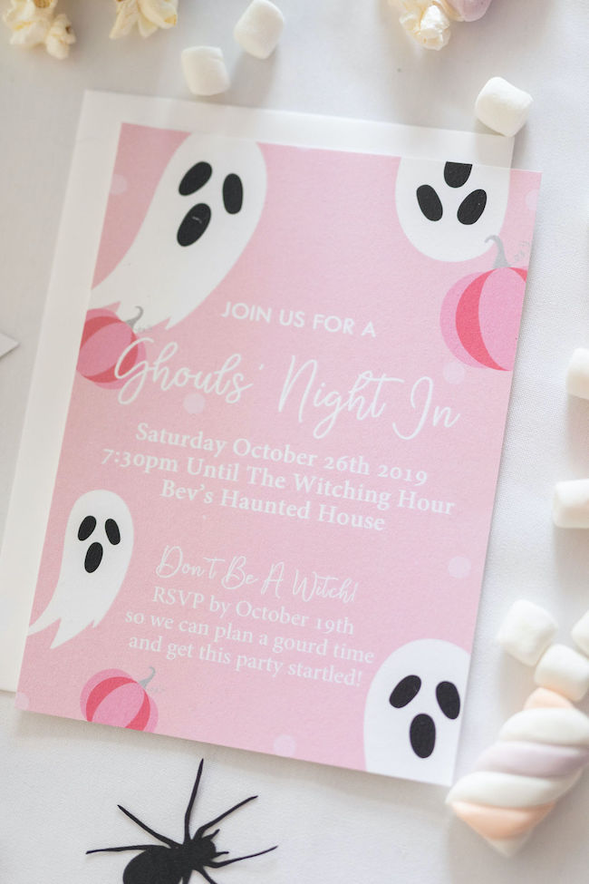 Ghouls Night Halloween Party