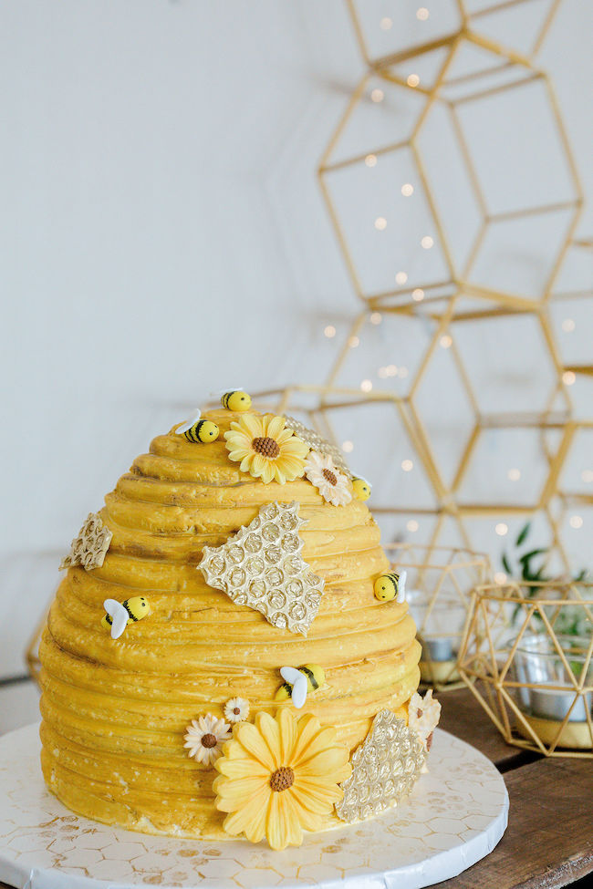 Bee-Themed Birthday Party